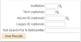 PeopleSoft Search Image