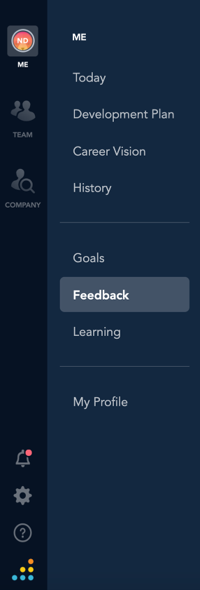 Open Feedback Page