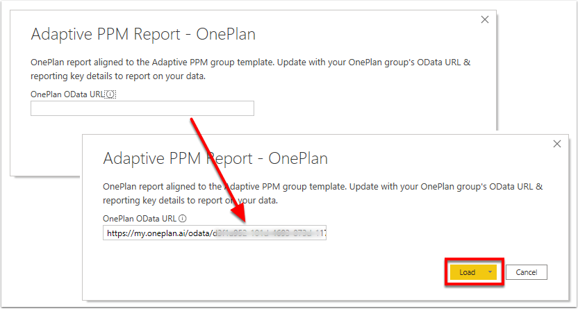 Adaptive PPM Report - OnePlan