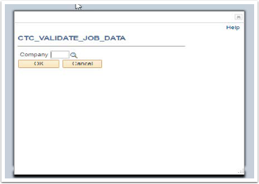 Query Company Page Example