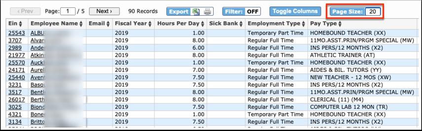 Staff Report