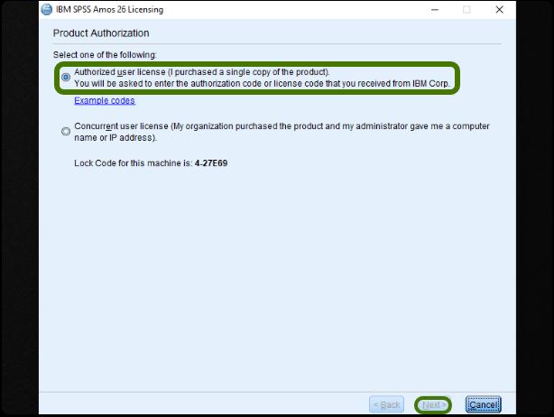 product authorization