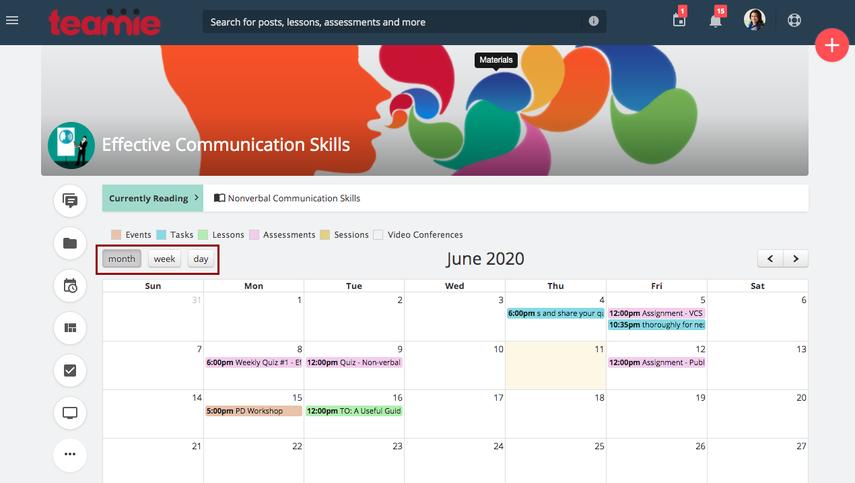 (15) Newsfeed | Effective Communication Skills | Teamie Next
