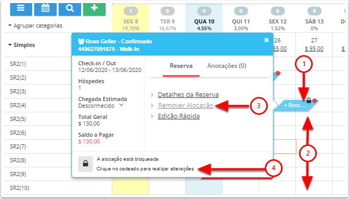 Marcos Borges Test Property - Calendário - Google Chrome