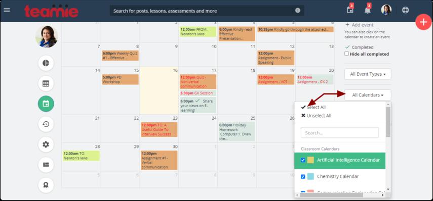 https://teamie-next.teamieapp.com/dash/#/user/54953/calendar/default - Google Chrome
