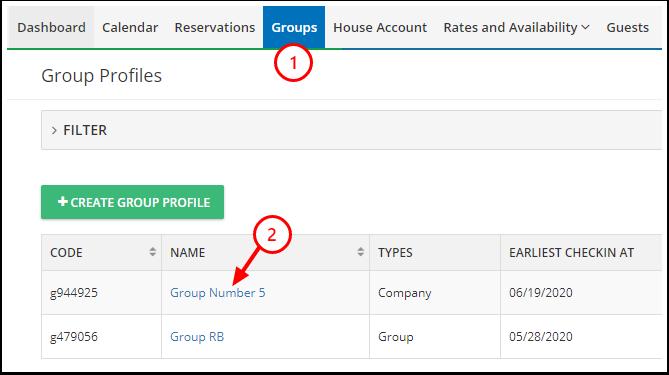 RB Hotel - Group Housing - Google Chrome