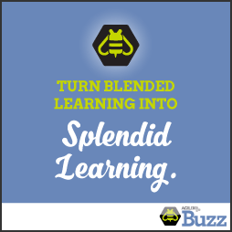 Turn blended learning into spledid learning.