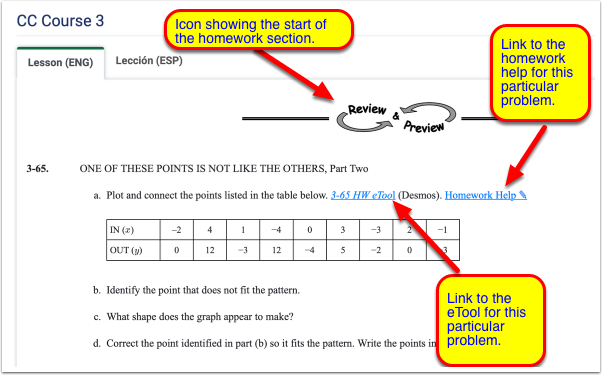 CPM eBooks - CC Course 3 Lesson 3.1.7