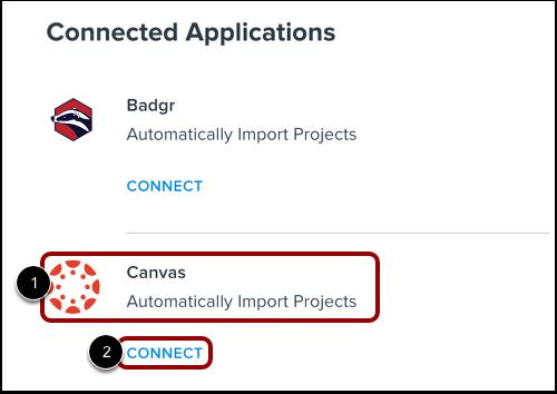 Connect Canvas