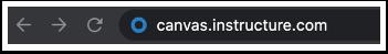 Insira o URL