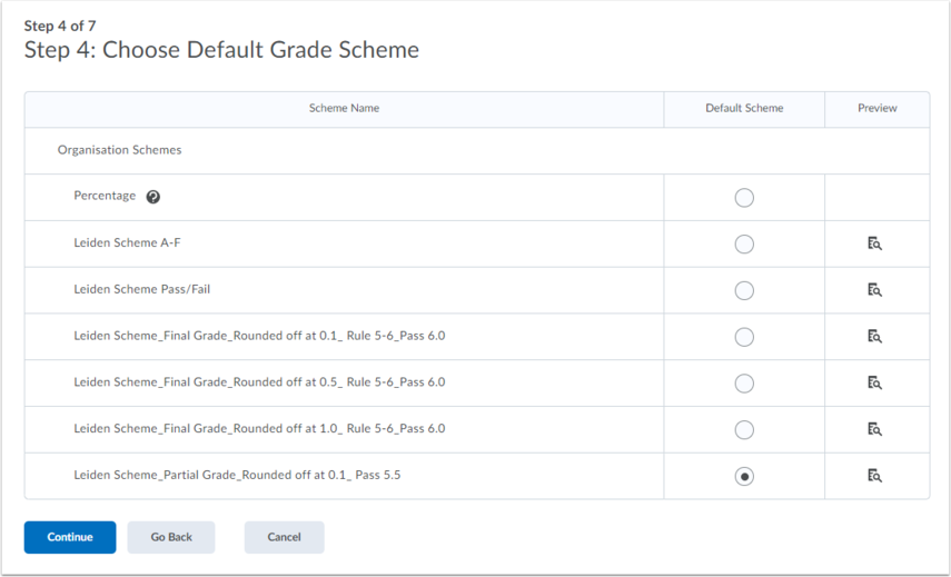 Grades Setup Wizard - Sandbox SEA Arzu Sahin - Leiden University - Google Chrome
