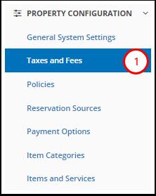 DEMO - Karina's Hostel - Taxes and Fees - Google Chrome
