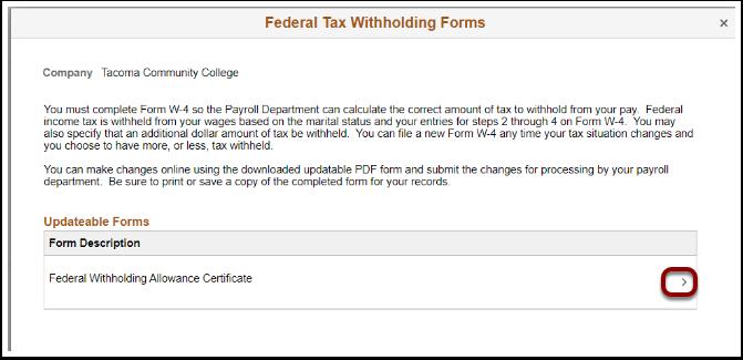 Form Description