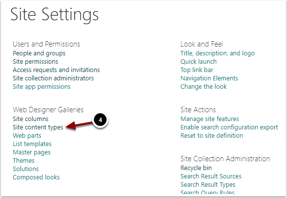 Site Settings - Google Chrome
