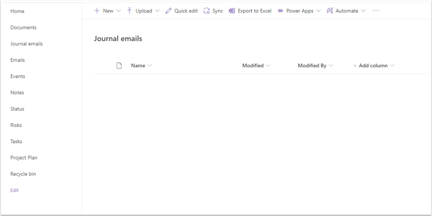 MASTER - Journal emails - All Documents - Google Chrome