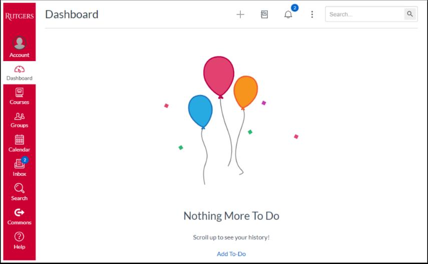 Dashboard - Google Chrome