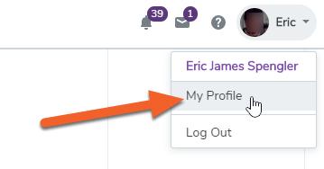 My Profile | TimeForge - Google Chrome