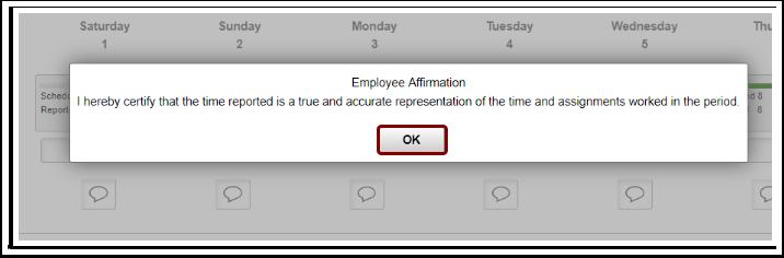 Employee Affirmation
