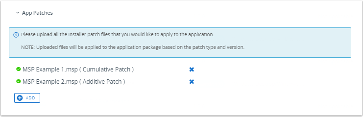 Reviewing Application Patches - MSP Files