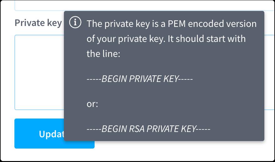 PEM instructions