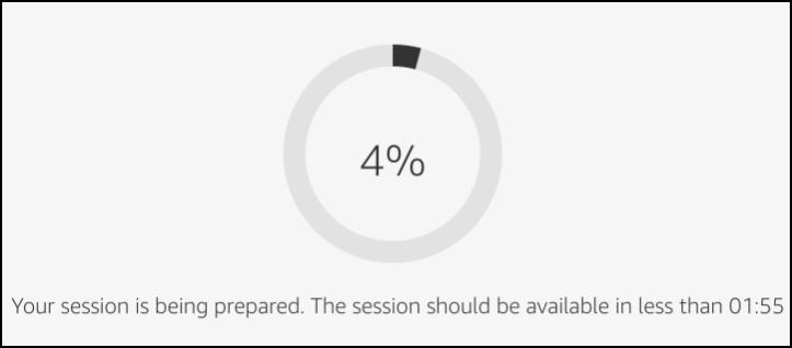 session prepared