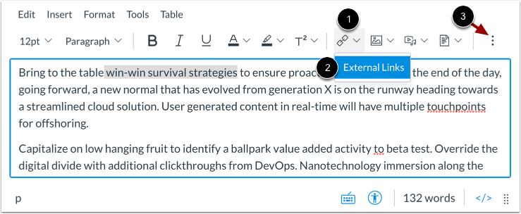 Create Hyperlink from Toolbar