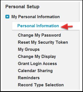 Navigate to User Detail