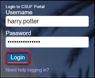 portal login