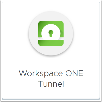 Workspace ONE Tunnel Client for Windows 10