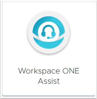 Workspace ONE Assist for Windows 10