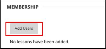 Add Users
