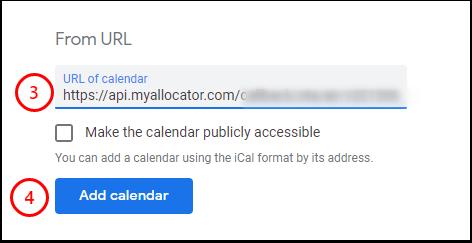 Digital Arbitrage Inc. - Calendar - Add calendar by URL - Google Chrome