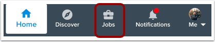 Open Jobs