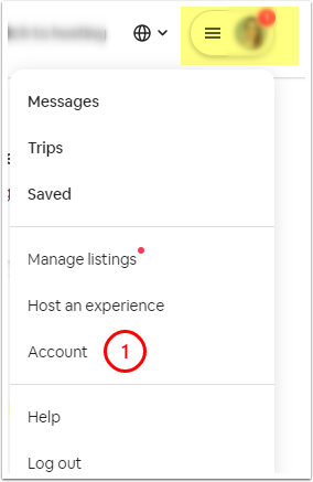 Account Settings - Airbnb - Google Chrome