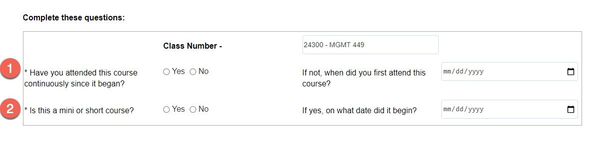 Adding Classes questions