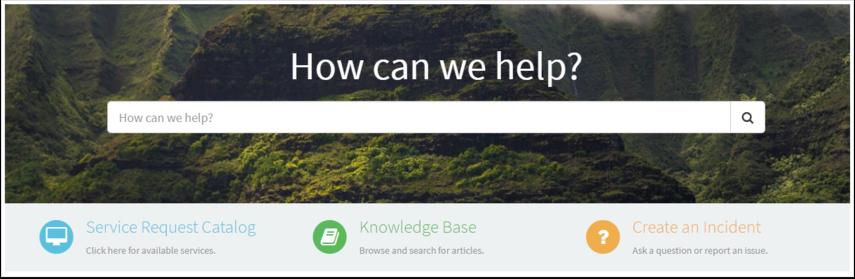 Service Portal - HIDOE Service Portal - Google Chrome