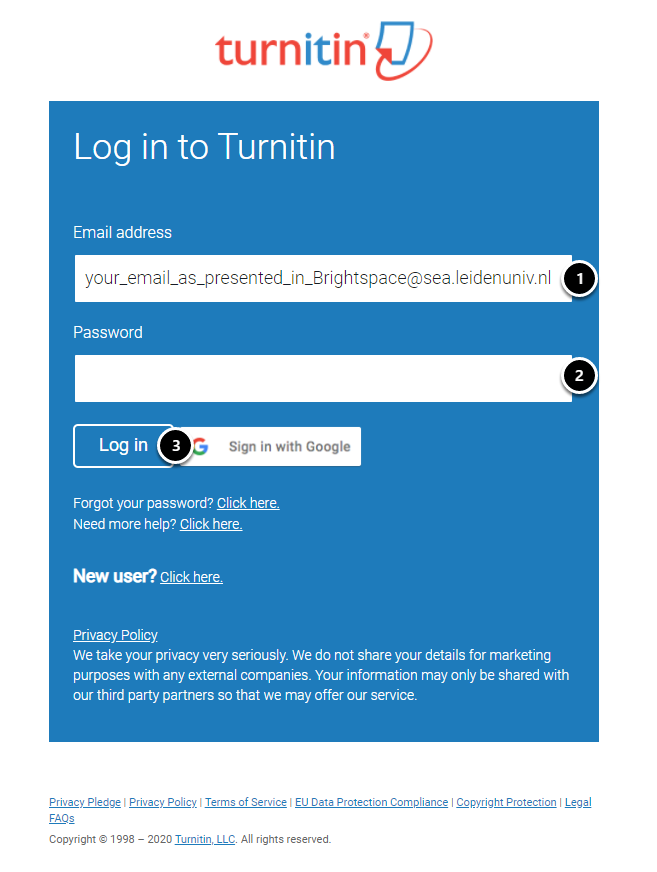 Turnitin - Google Chrome