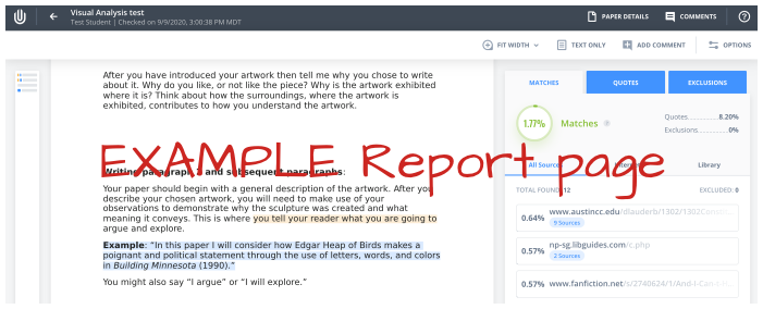 Similarity Report 27783507 - Unicheck - Vivaldi