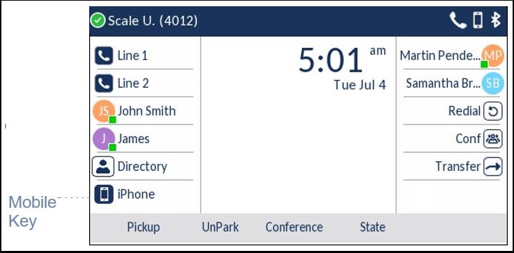 MiVoice 6930 IP Phone User Guide for MiCloud Connect_EN - Word