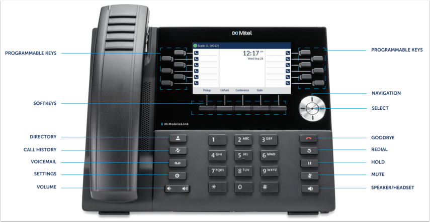 MiVoice 6930 IP Phone Quick Reference Guide for MiCloud Connect - Google Chrome