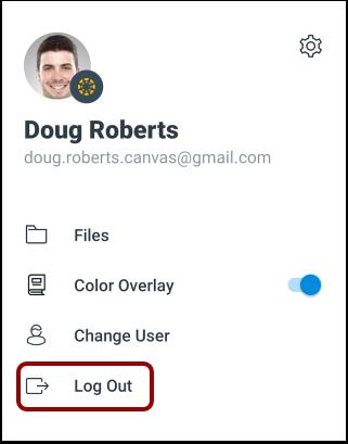 Change User