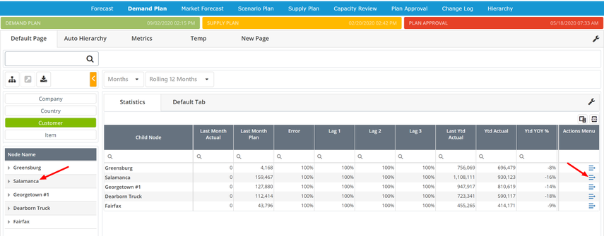 DemandCaster - Demand Plan and 9 more pages - Work - Microsoft Edge