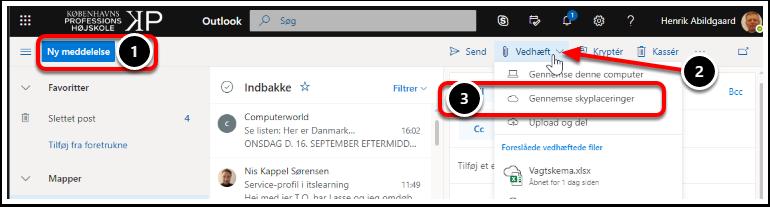 Mail – Henrik Abildgaard – Outlook – Google Chrome