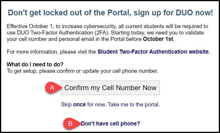 portal wall