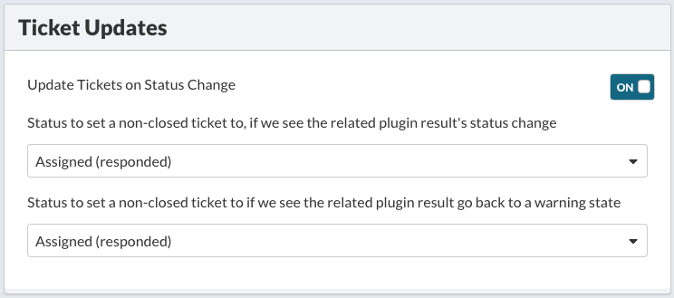 Dashboard - Ticket Creation - ConnectWise - ConnectWise Staging