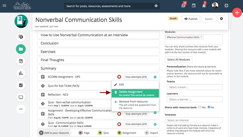 (1) Nonverbal Communication Skills | Training Demo