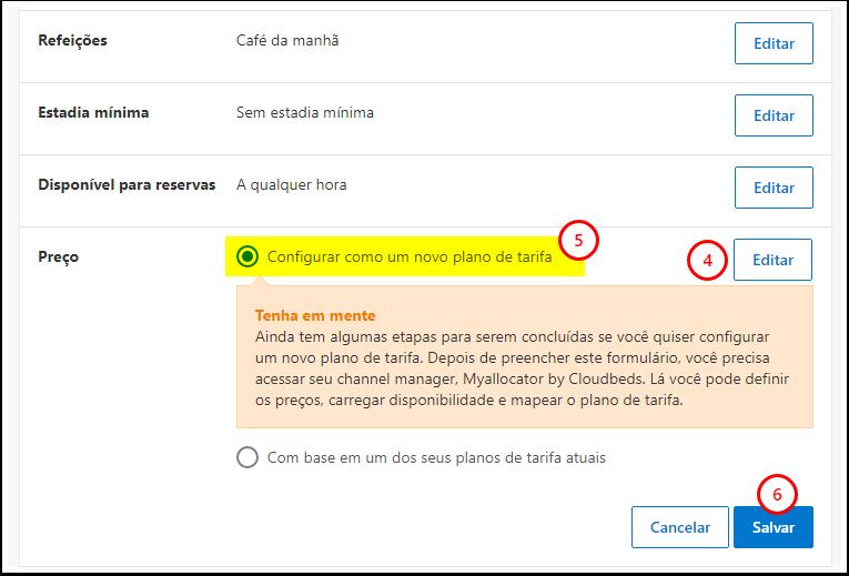 Vida Boa Lodge · Planos de tarifa - Google Chrome