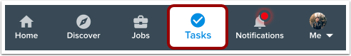 Open Tasks