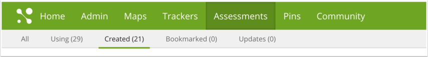 View Cloned Assessment