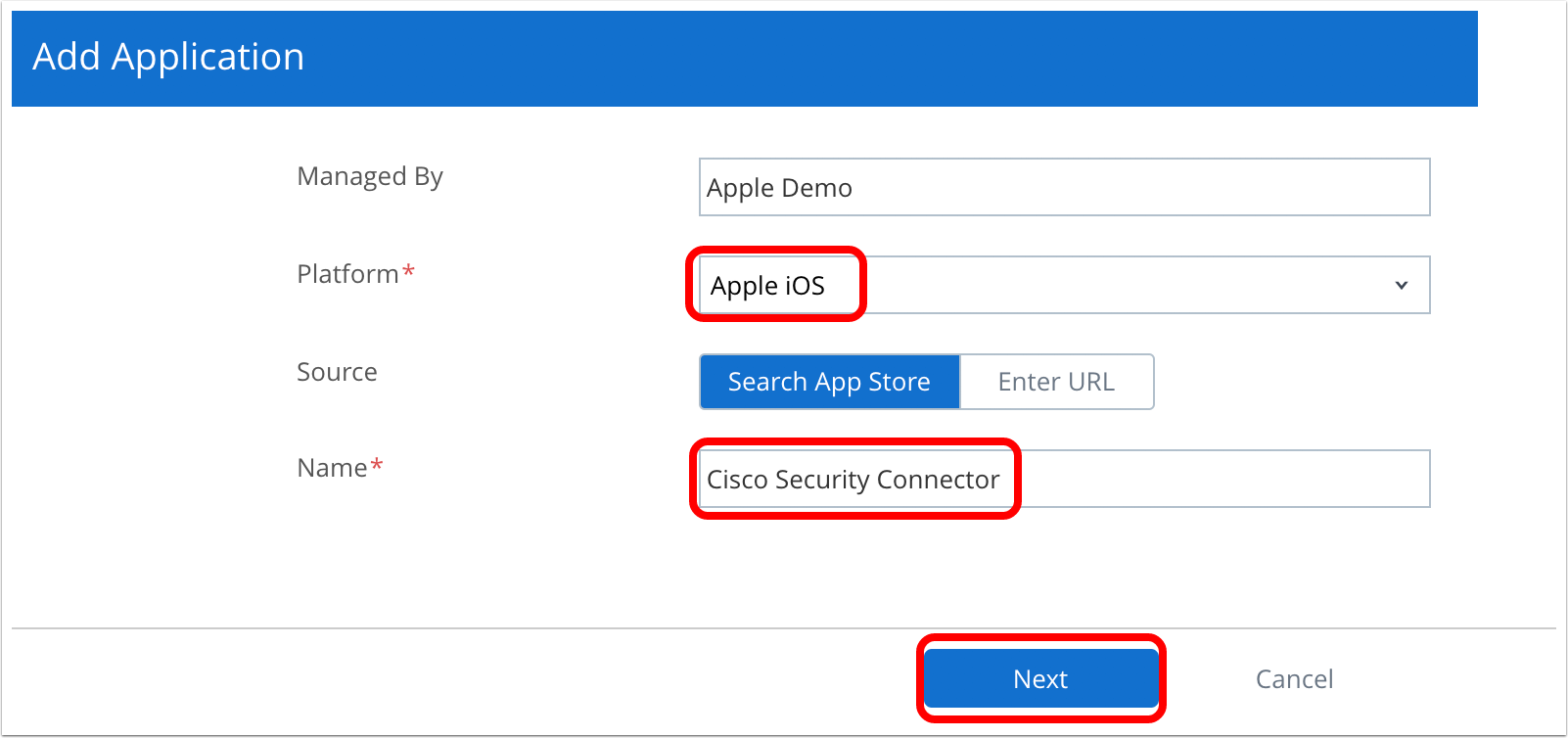 (techzone cisco, cisco itunes, cisco security connector itunes)